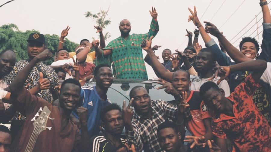 Davido: ambassador of afrobeats