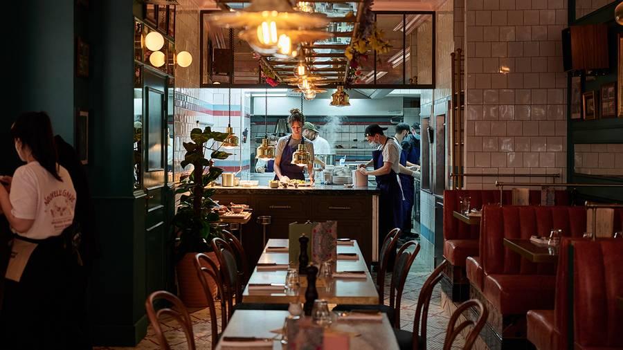 Brasserie Dubillot, le restaurant parisien installé sur les vestiges d'un bordel
