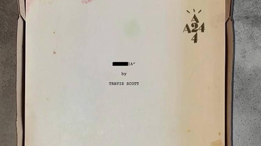 Travis Scott va-t-il vraiment réaliser un film ?