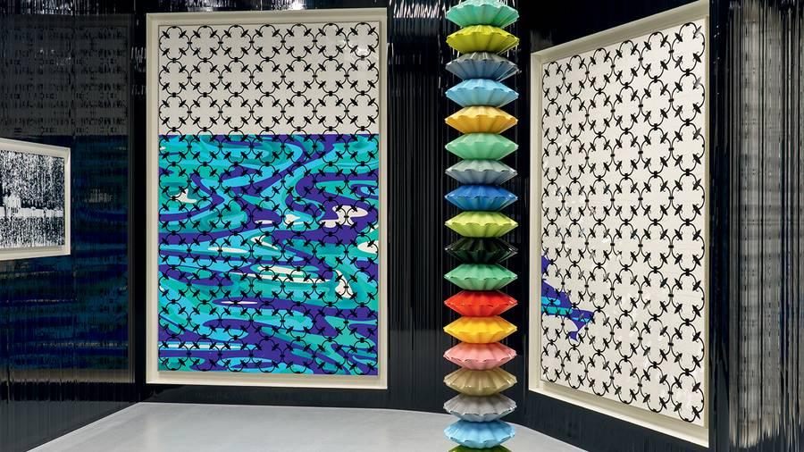 Diptyque réunit artistes et créateurs dans une exposition visuelle... et olfactive