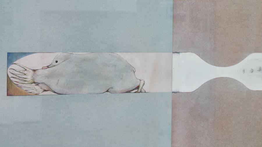 Qui est l'artiste Boris Kurdi, 22e lauréat du prix de la Fondation Pernod Ricard ?