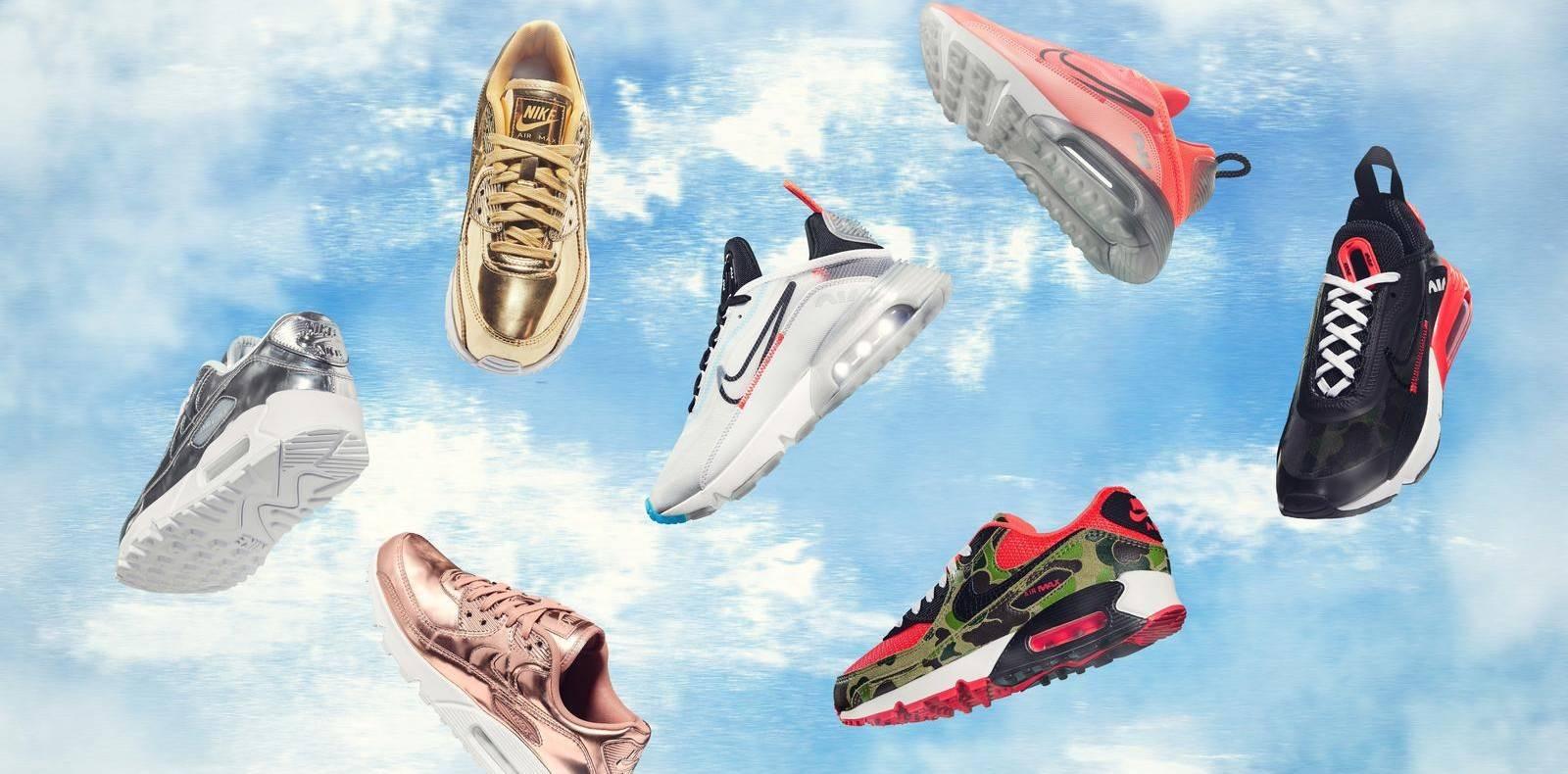 Nike Air Max : la collection 2020