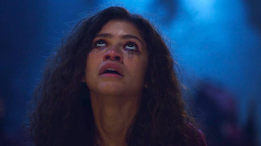 """HBO's """"Euphoria"""" : the best make up looks of the series"""