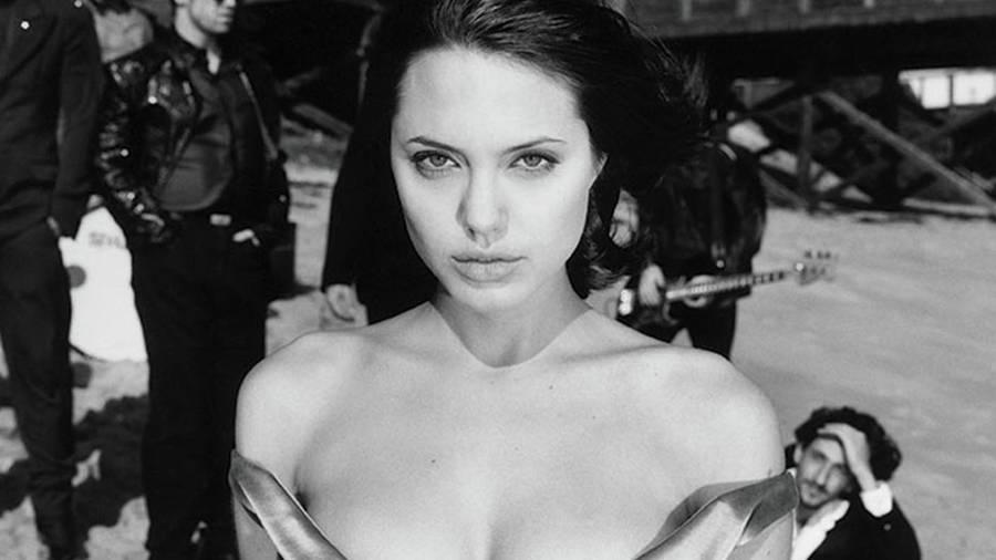 D'Angelina Jolie à David Bowie: les secrets d'un photographe mystérieux