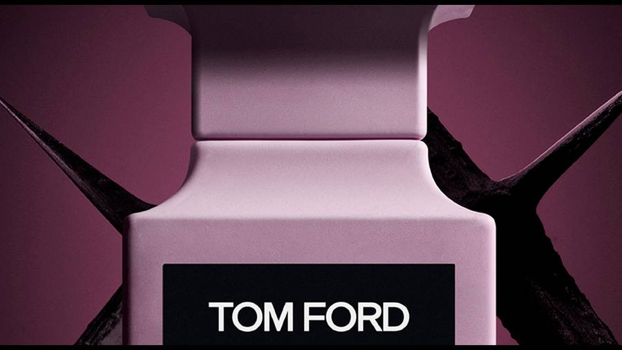 Tom Ford's prickly new fragrance