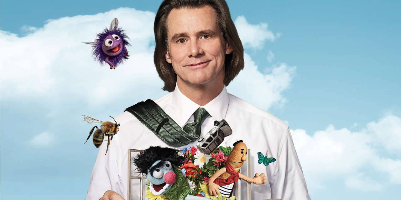 """La série """"Kidding"""" avec Jim Carrey par Michel Gondry"""